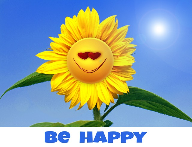 How to become a positive thinker learned optimism_smiling Sunflower