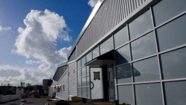 Complete Facilities building