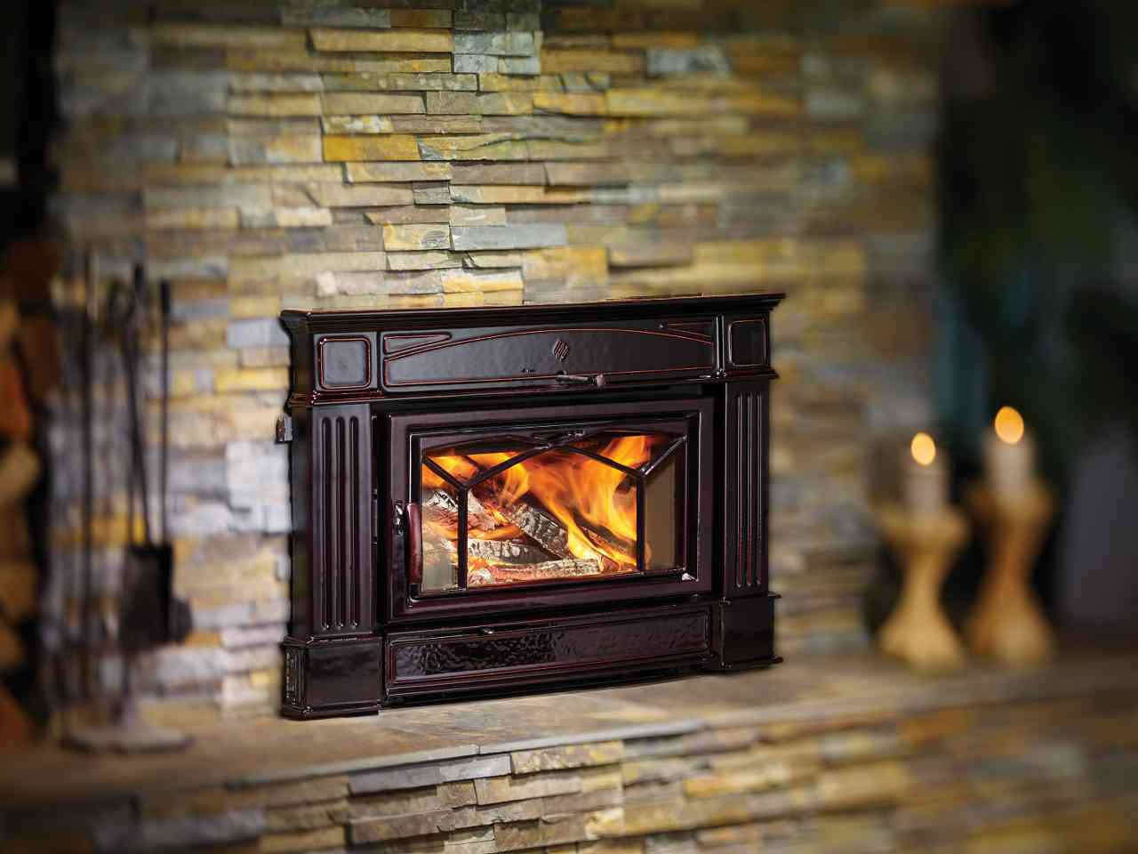 Wood Burning Inserts  Complete Fireplace New Jersey