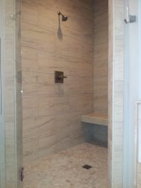 Shower Tile Installation - Tile Design Ideas