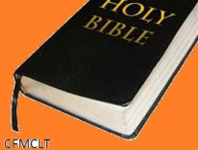Bible Reading/ Chronological Bible Reading Plan