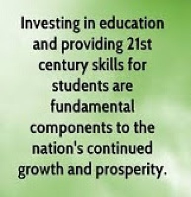 The Role of Education in the 21 century
