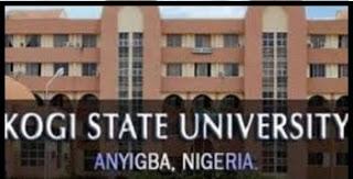 60 PROFESSORS RECRUITING @ KOGI STATE  UNIVERSITY ANYINGBA