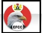 Economic and Financial Crimes Commission (EFCC)  Recruitment 2017/ Detective Assistant & Detective Inspector Ekiti State