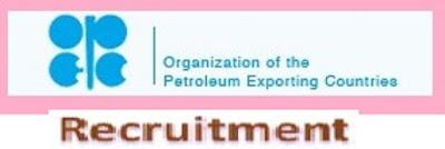 Recruitment of Economic Analyst @ OPEC