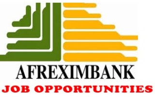 The African Export Import Bank (Afreximbank) Recruitment: Regional Chief Operating Officer (Southern Africa) – Harare