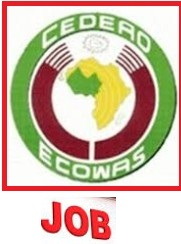 ECOWAS  is  Recruiting A Professional Officer in Charge of Research