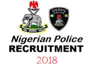 2018 Nigeria Police Recruitment Portal: www.policerecruitment.ng