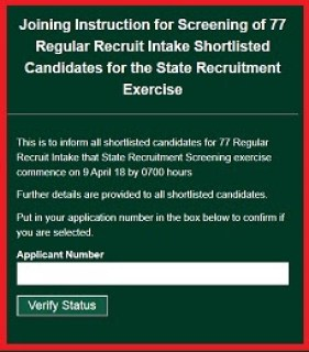 Army 77RRI Shortlisted Candidates is out/ Here is the Full List of Shortlisted Candidates