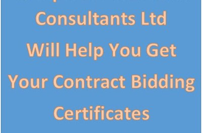 How to Get Federal. Government Contract Bidding Certificates in Nigeria
