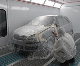 Car-Auto Painting Shop Business Plan Template