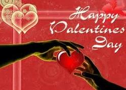 Valentine love messages @ greetingcardpoet.com
