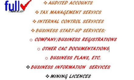 Documentation Requirements for your Mining License in Nigeria / Get Your Mining License Processing Requirements Here