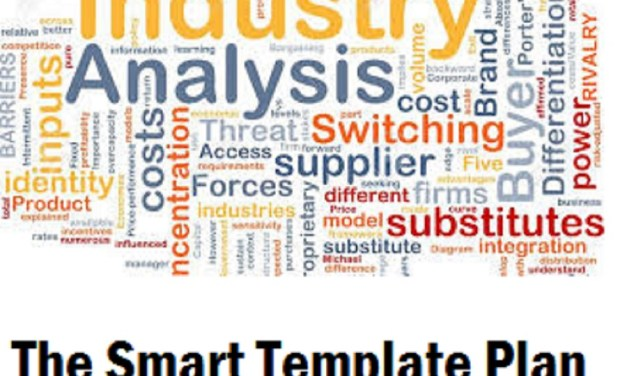 Industry Business Plan Templates for company's long-term survival