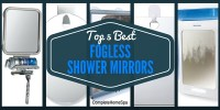 Top 5 Best Fogless Shower Mirrors (Sep. 2018)