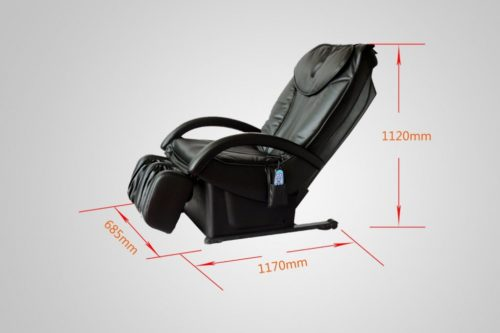 massage chair bed world market papasan full body shiatsu recliner bm ec69 review complete home spa with new
