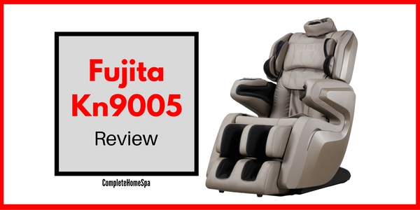 fujita massage chair review small side table kn9005 complete home spa