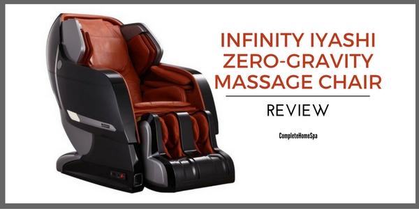 infinity massage chair loll designs adirondack iyashi zero gravity review complete home spa