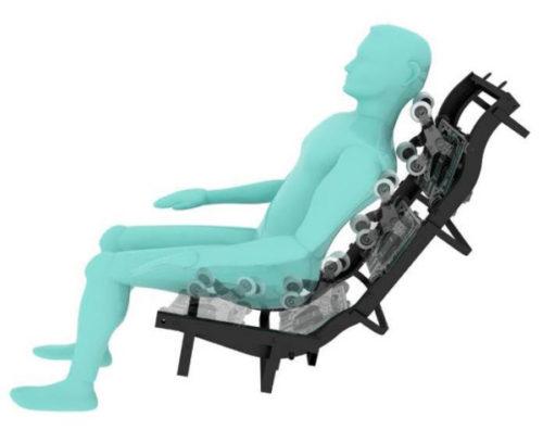 Infinity Iyashi ZeroGravity Massage Chair Review