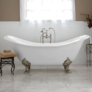The 5 Best Clawfoot Tub Brands and Models  Complete Home Spa