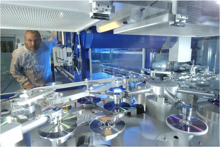 Bayer Production Facility