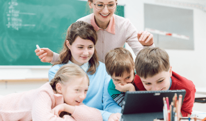 articles regarding technology in the classroom