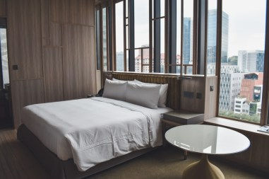 parkroyal-hotel-pickering-singapore-room-double-bed