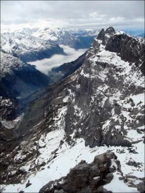 From Mount Titlis   Switzerland   2003