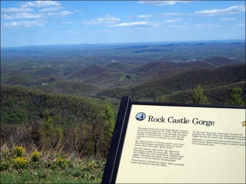 From Blue Ridge Parkway   Virginia   USA   2012