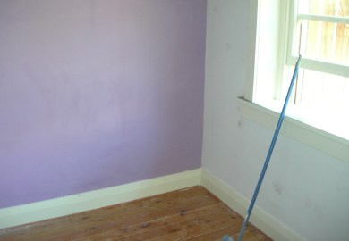 Dark Purple Wall Paint