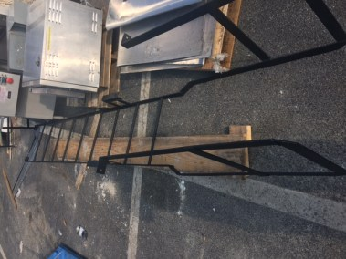 External Custom Ladder