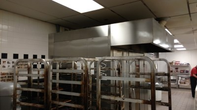Stainless Oven Panels