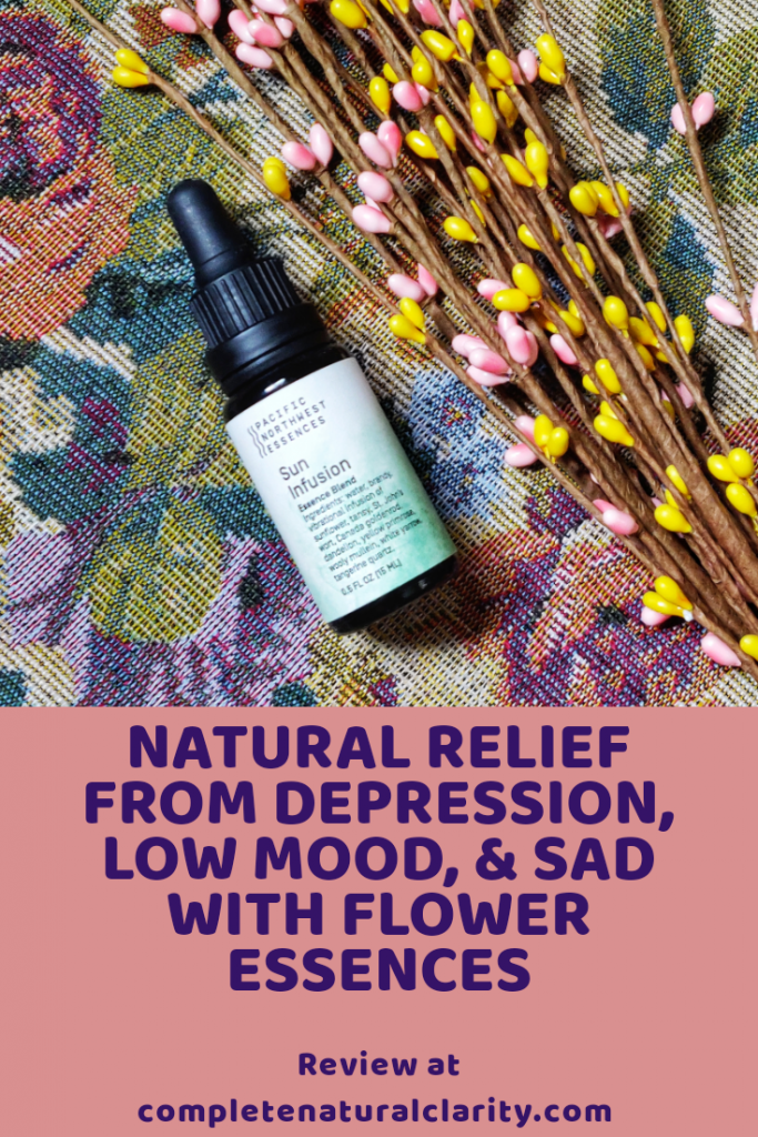 Sun Infusion Flower Essence Review for Depression & SAD
