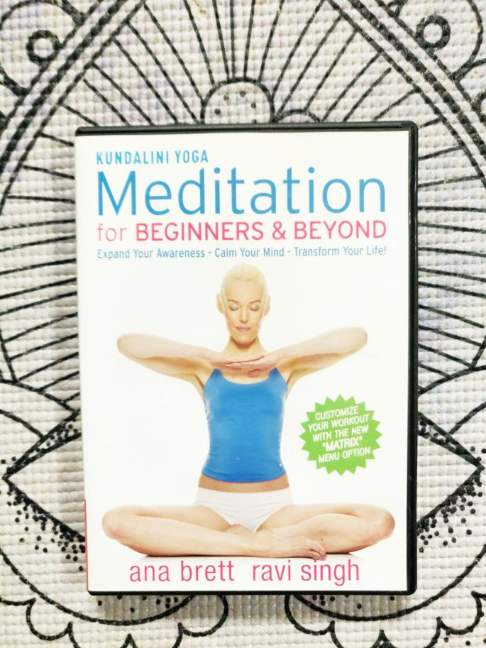 5 Essential Self-care Tools to Help You Find Your Inner Zen! Ana Brett & Ravi Singh Meditation DVD.