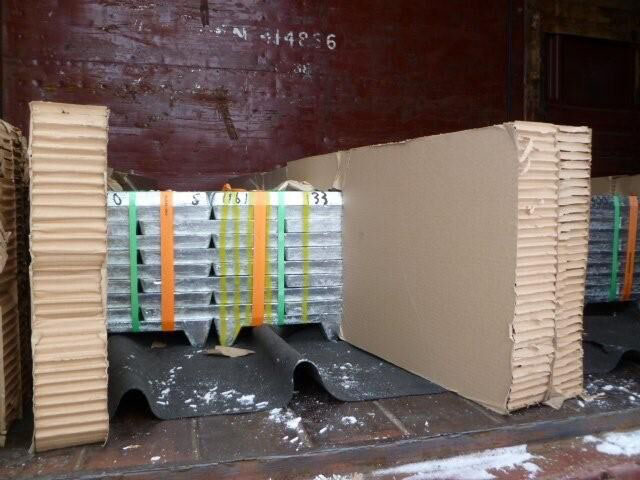 Get Honeycomb  Corrugate Dunnage  Complete Packaging Systems