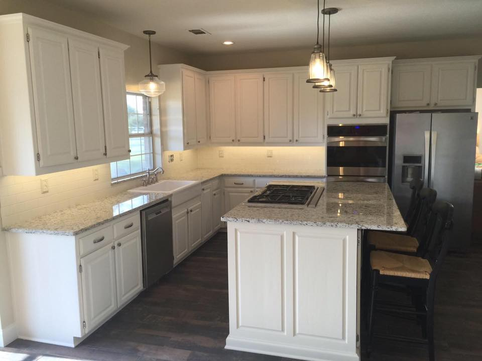 Complete Kitchen Remodel  Remodeling Contractor  Complete Solutions  Flower Mound TX