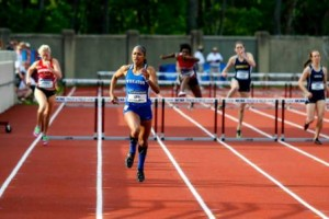 Shante Little - 400 hurdles