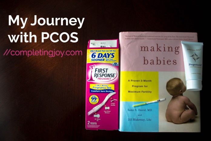 My Journey with PCOS