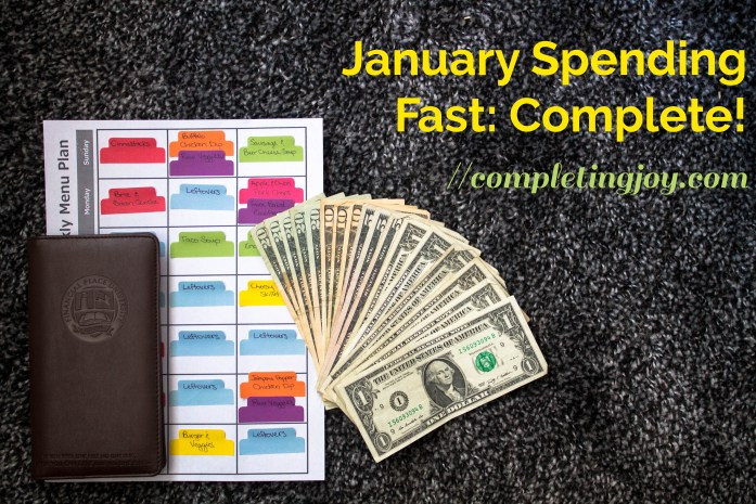 Spending Fast Complete