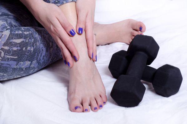 足首をキュッと細くして美脚になる!効果的な6つの方法