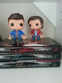 80. Sam and Dean