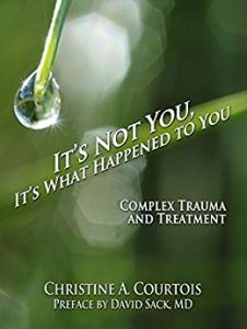 it's not you, it's what happened to you-book