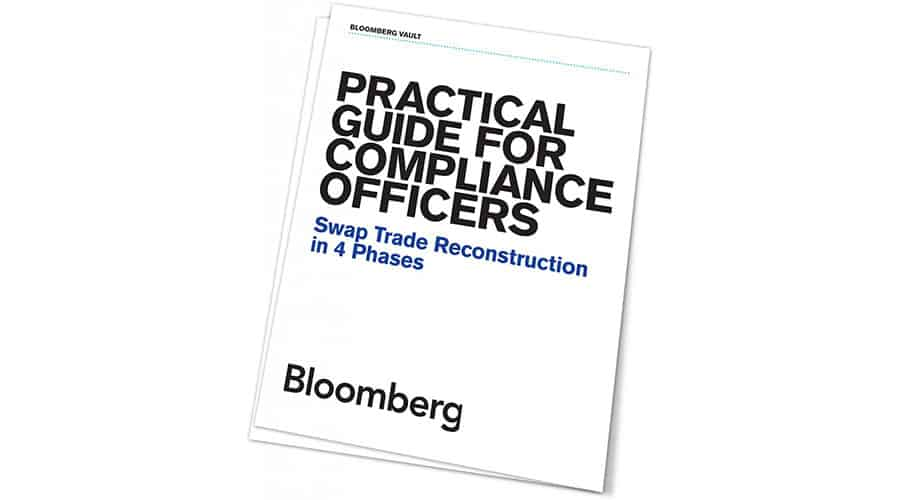 Bloomberg Vault Publishes Practical Guide For Compliance