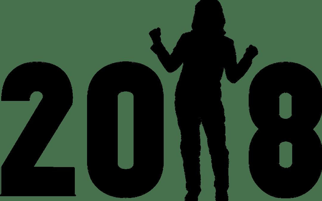 Résolutions du Nouvel An : faites que 2018 soit réussie!