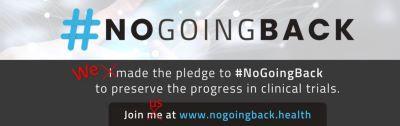 #NoGoingBack