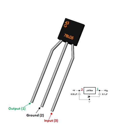 78L05 Voltage Regulator Pinout, Features, Equivalent
