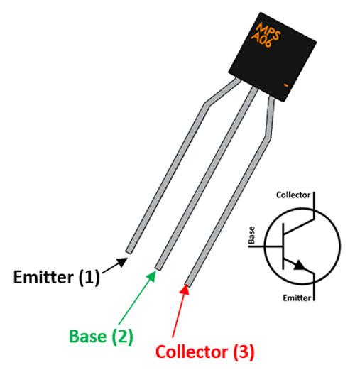 MPSA06 Transistor Datasheet, Pinout, Features & Equivalents