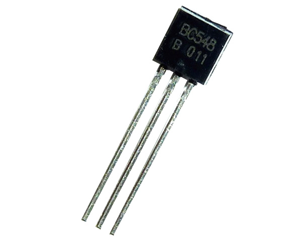 Bc548 Transistor Pinout Equivalent Working As Amplifier