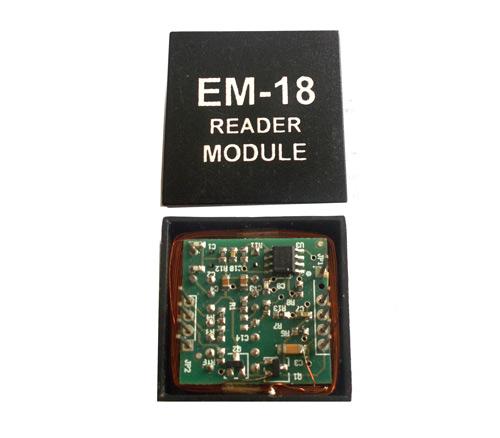 EM18 - RFID Reader Module Pinout, Equivalents, Circuit ...