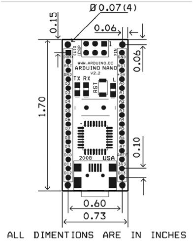 Arduino Nano Pin Diagram, Features, Pin Uses & Programming